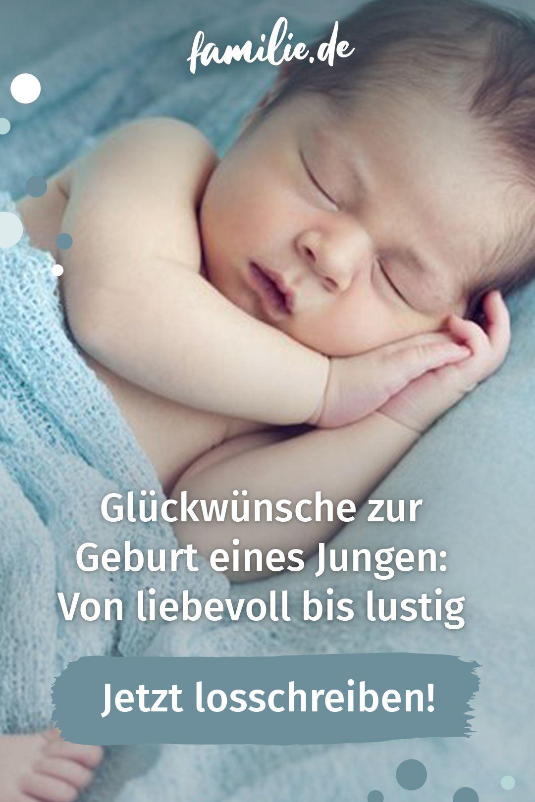 Glückwünsche Zur Geburt Eines Jungen Von Liebevoll Bis Lustig Familie De Herzliche Glückwünsche Zur Geburt Glückwünsche Zur Geburt Glückwunsch Zur Geburt Junge