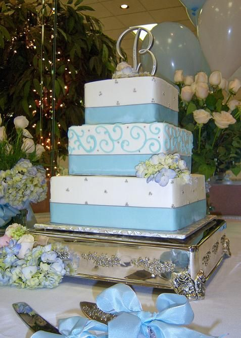 baby blue and silver wedding cakes image result for http www tastylayers images 10993