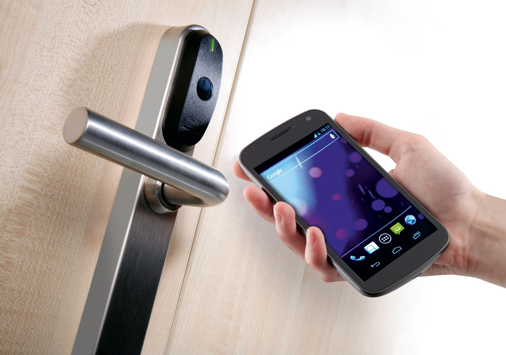 Pin by Em-B Solutions on Salto Access Control | Access