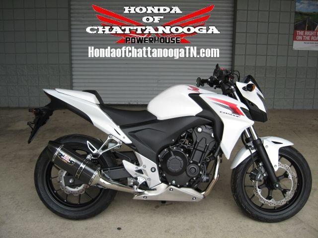Custom 2013 Honda CB500F For Sale at Honda of Chattanooga in