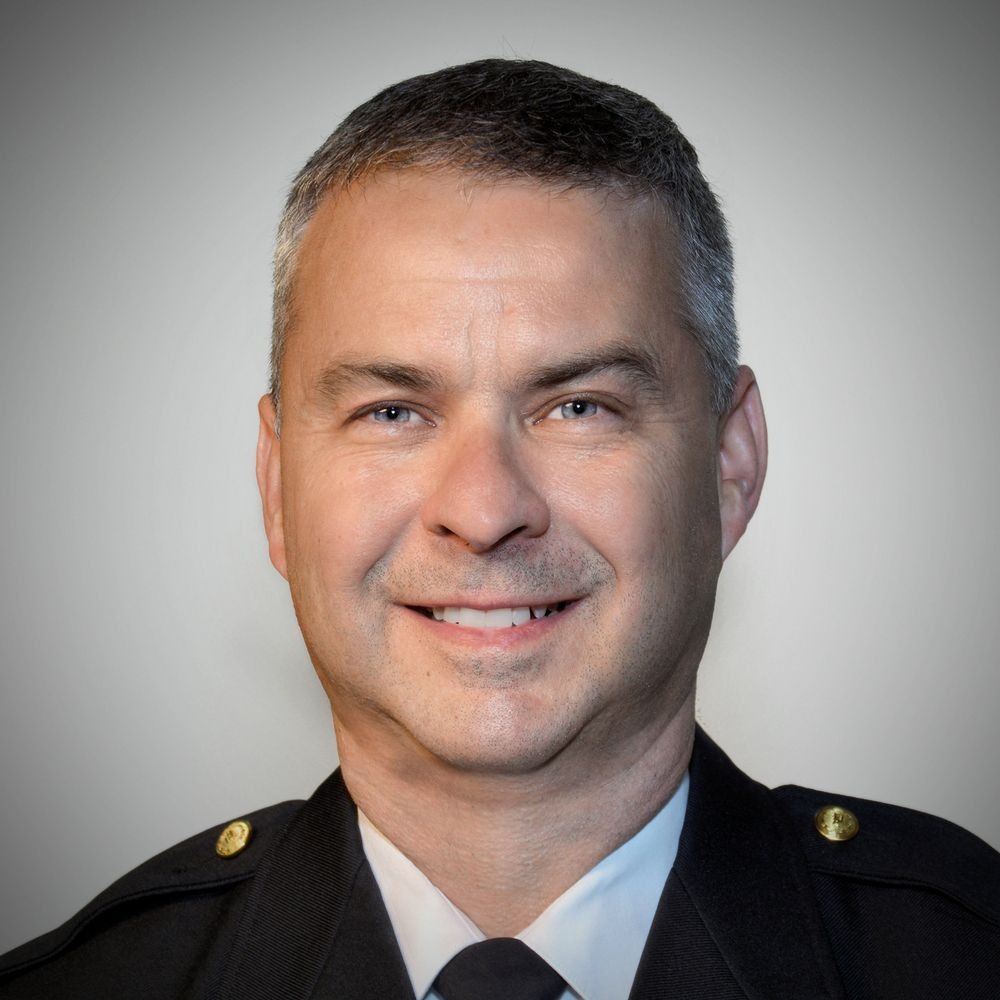 Upper Arlington Police Chief Brian Quinn will leave his