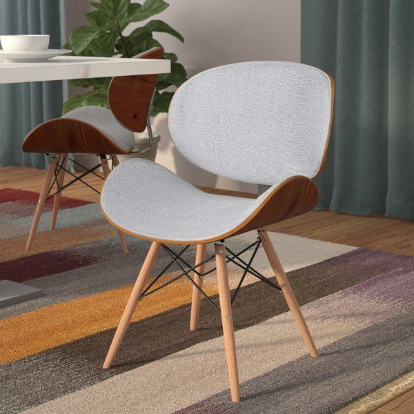 Mucklen Upholstered Dining Chair in 2019   Desk   Dining ...