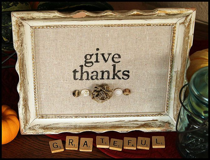 created by Julie Jacob... i SO should've done this for the recent craft show(s)!
