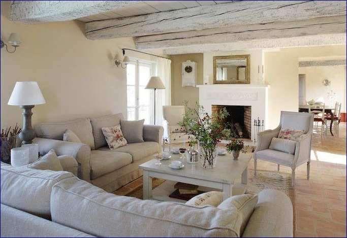 Divano Letto Shabby Chic : Abbinare divano alle pareti rénovation maison familliale