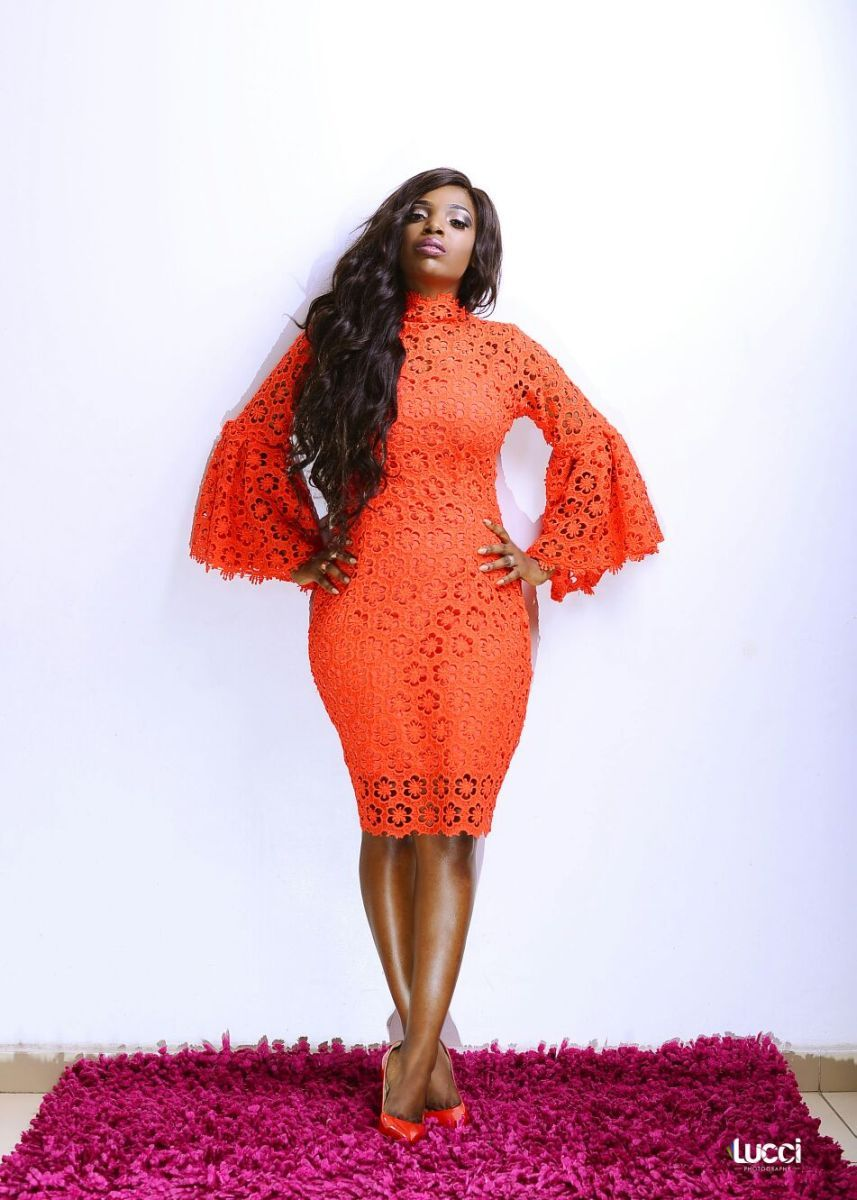 Lightup Concepts Fab Shots Of Annie Idibia In Abbyke Domina S Luxe Things To Wear