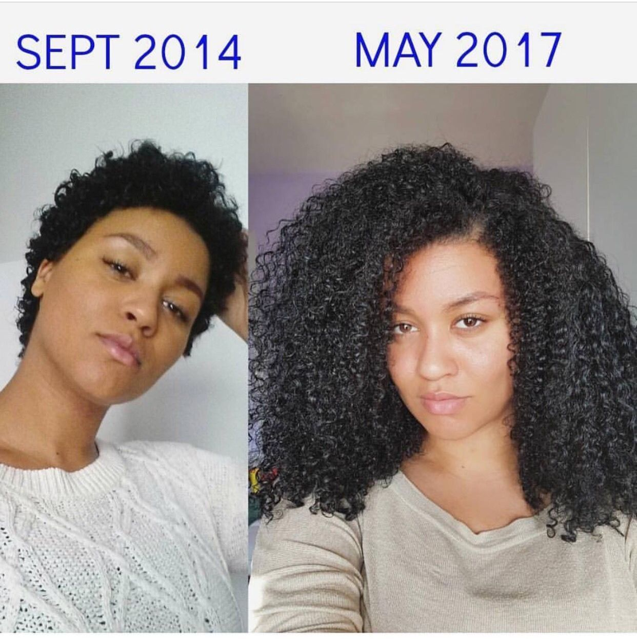Follow For More Styles Www Yeahsexyweaves Tumblr Com Naturalhairjourney Follow For More Styles Ww Natural Hair Styles Hair Growth Progress Natural Hair Growth