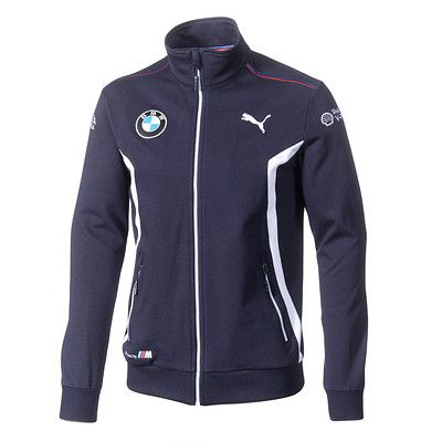 bmw motorsport sweatjacke team blau motorsport. Black Bedroom Furniture Sets. Home Design Ideas