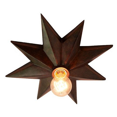 Elegant Our Eye Catching Star Ceiling Mount Looks Great Hung Individually In A  Bedroom Or In