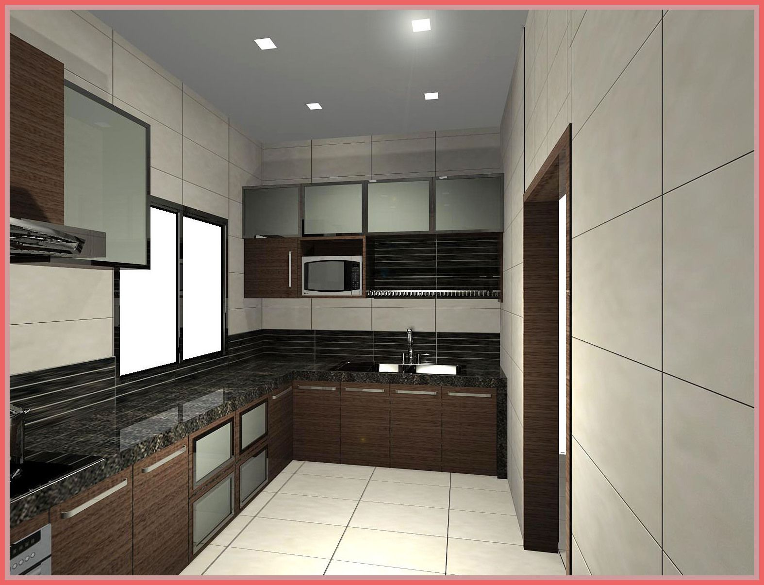 90 Reference Of Kitchen Design Interior Design En 2020