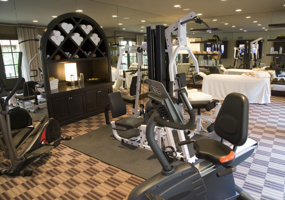 Awesome In Home Gym Ideas