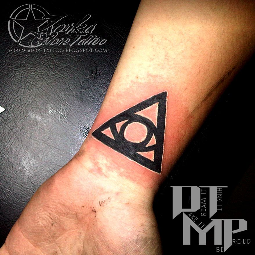 Tattoo Simple Illuminati Symbols Tatuajes Iluminati