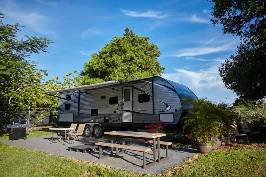 Camper/RV in Homestead, United States. My place is close