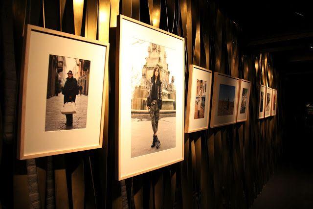 @Sartorialist en la Galeria @LoeweMadrid