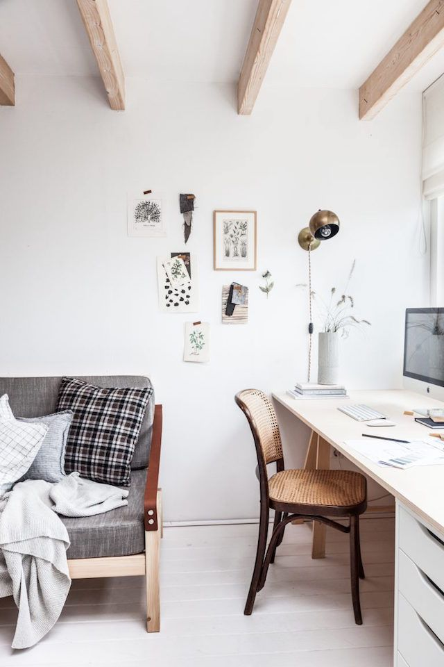 Home Office Guest Room Design
