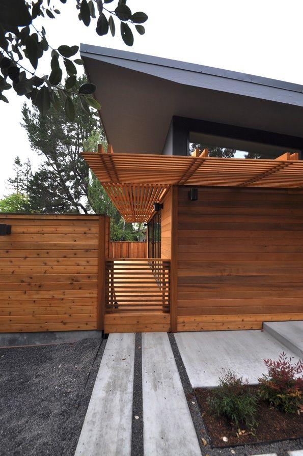 30 idées de conception d\u0027entrée modernes pour votre maison Modern