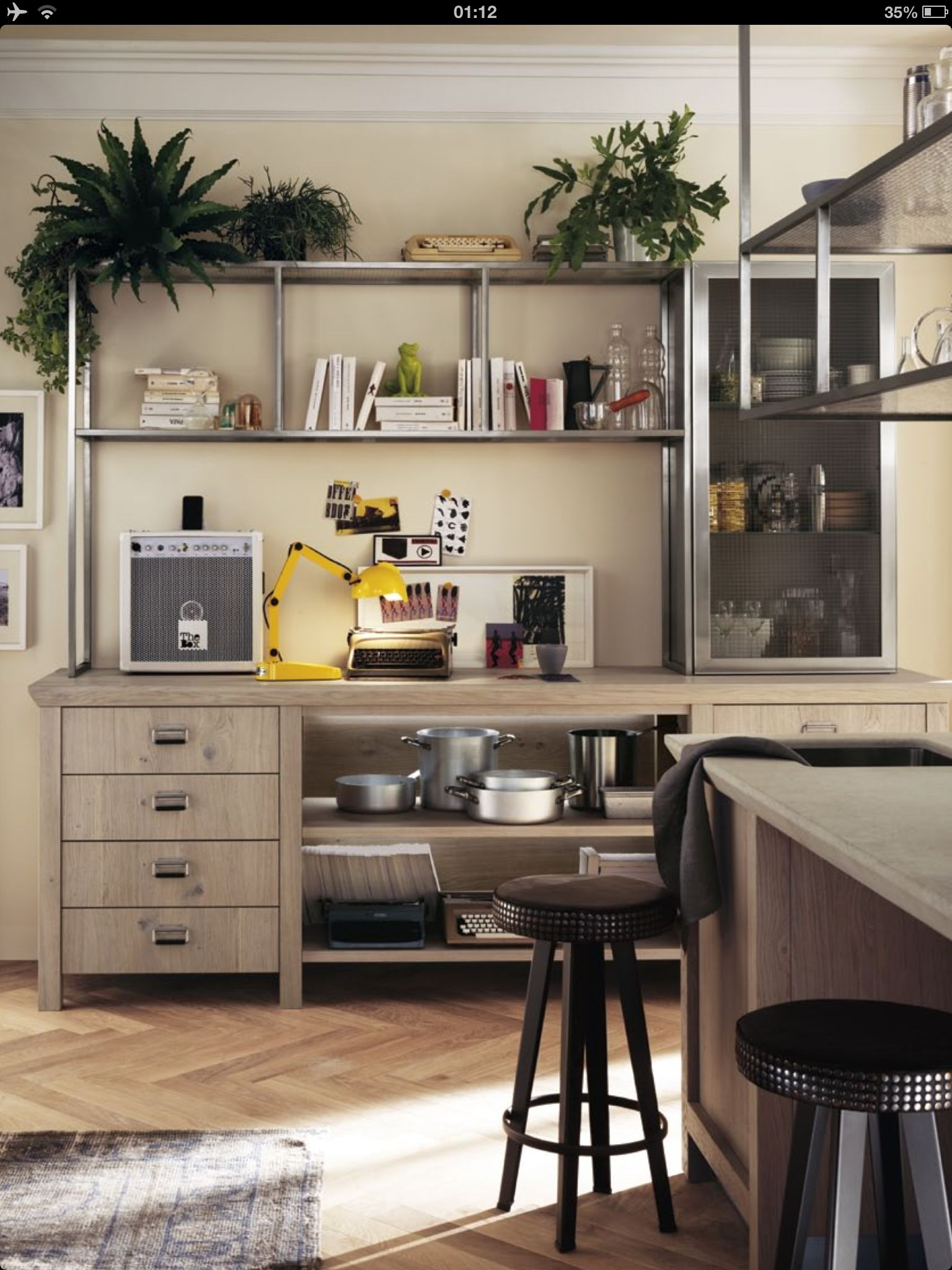 scavolini diesel social kitchen - relaxed and comfy ...