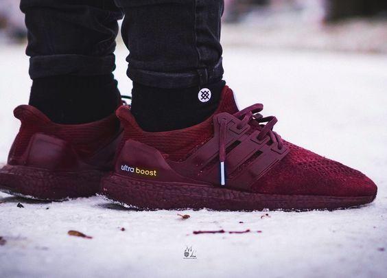 Adidas Ultra Boost All black Custom