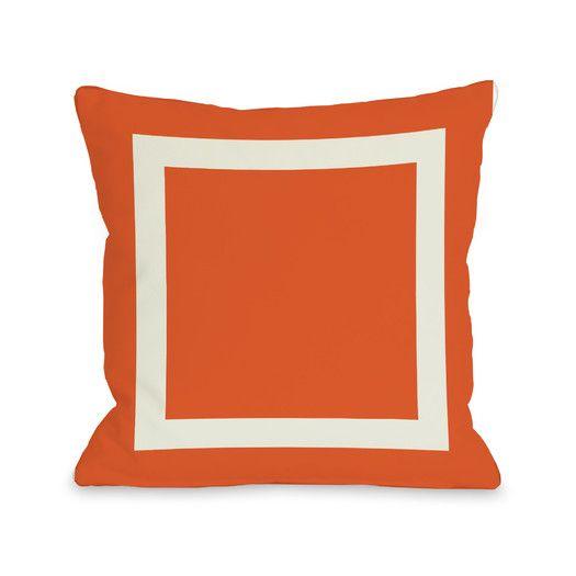 Found it at AllModern - Throw Pillow