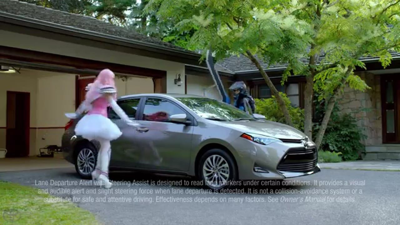 Toyota Corolla 2017 You Don T Own Me Commercial 2016