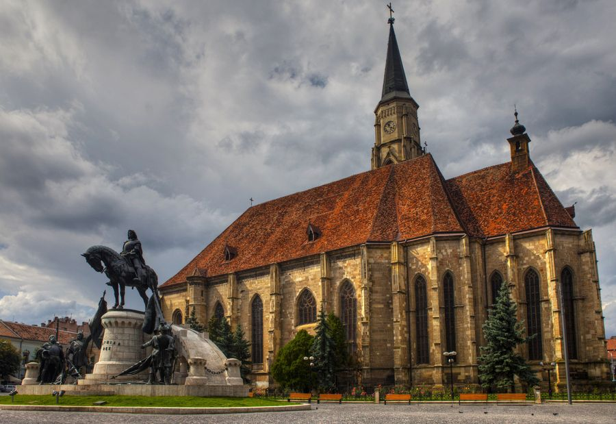 St Michael S Church By Bela Torok Michael Church Europe Travel Places Romania