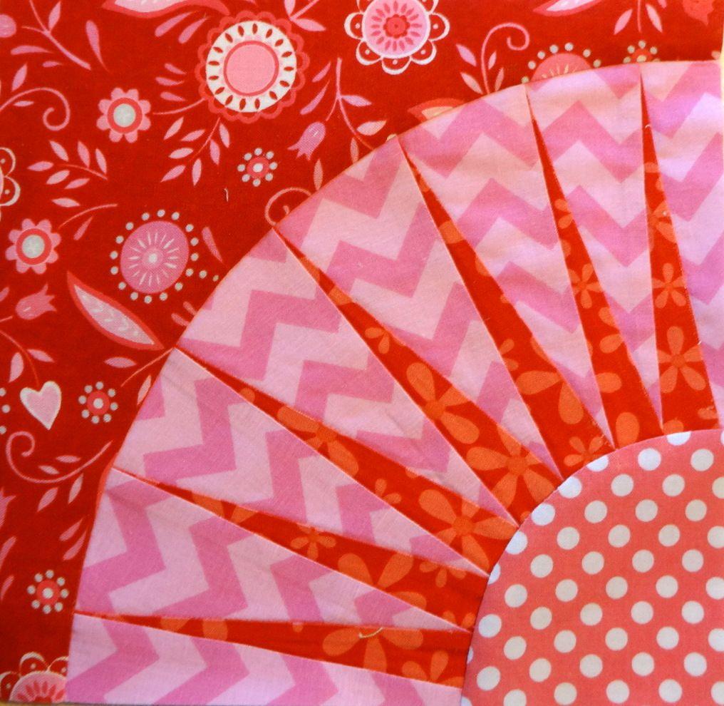 Block 35 Bev's Oklahoma Beauty quilt