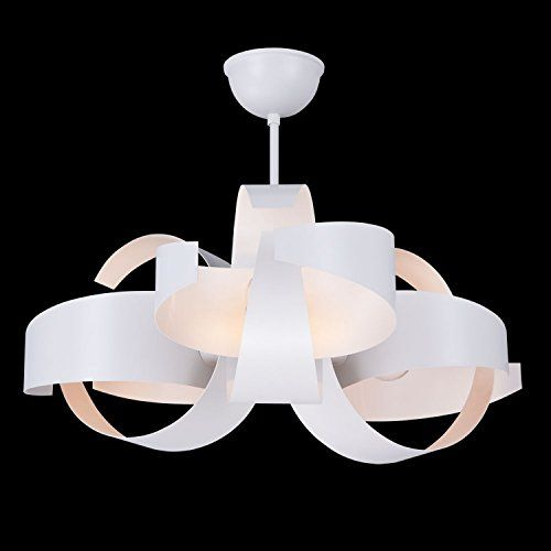 Design LED Deckenleuchte KARIBIKA modern, Wohnzimmerlampeu2026 Ho - moderne wohnzimmerlampe