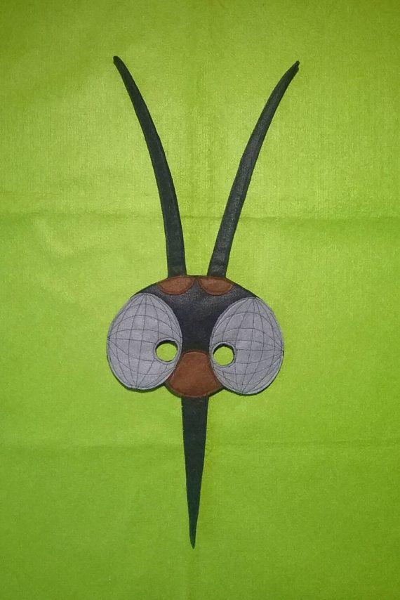 Felt Mosquito mask toddler kids