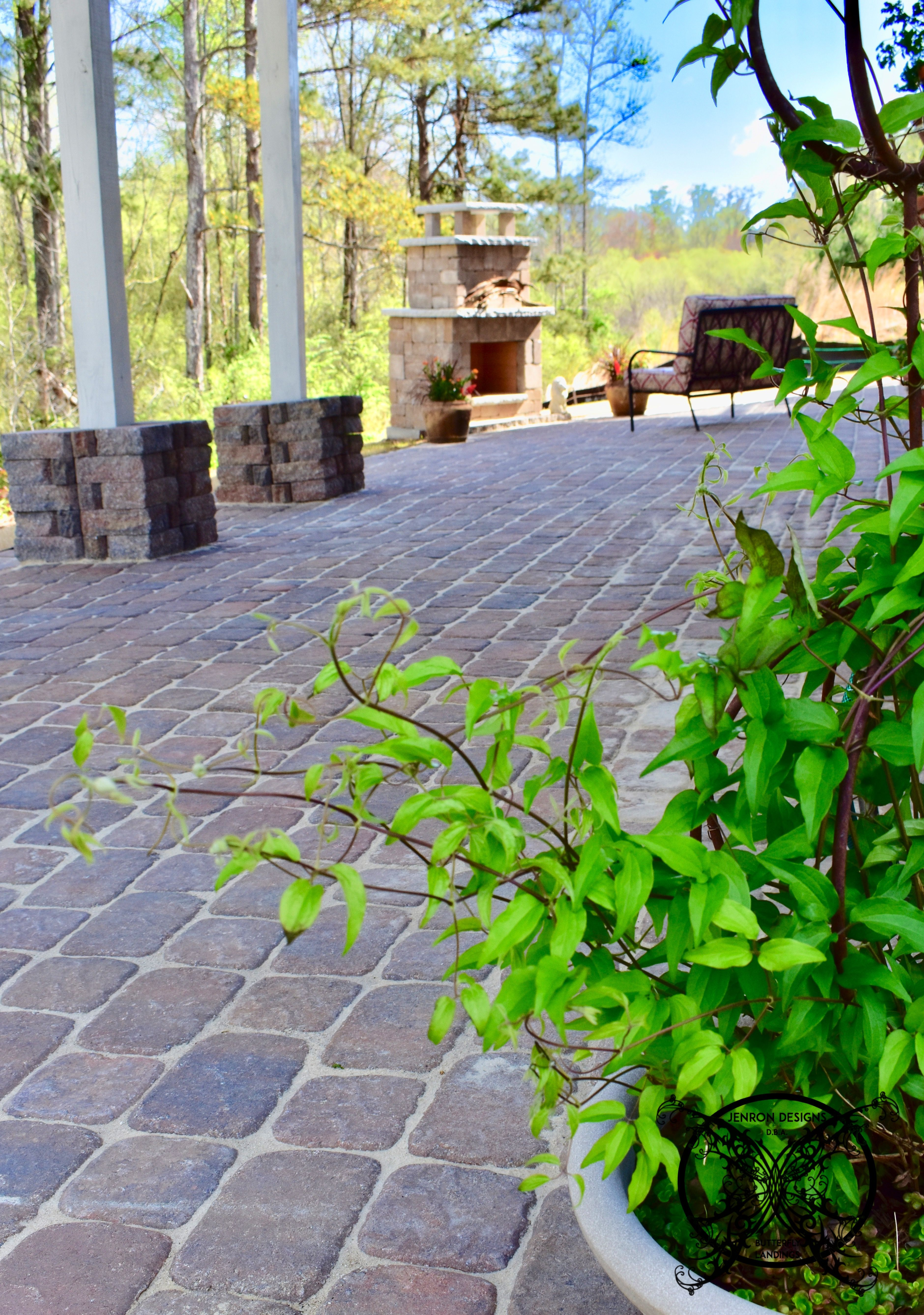 diy paver patio project in 2020 patio pavers design diy on magnificent garden walkways ideas for unique outdoor setting id=18291