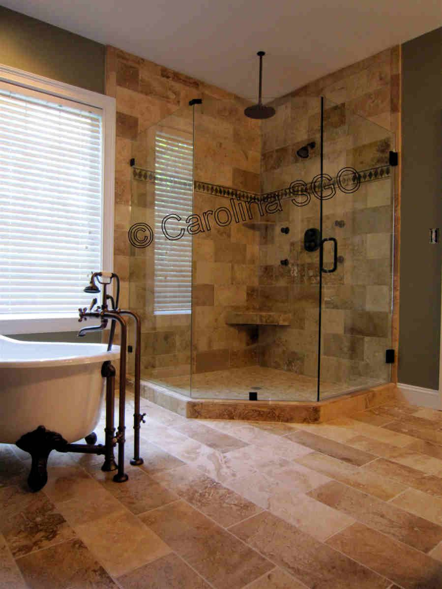 Frameless Corner Shower Door | Frameless Corner Shower Door ...