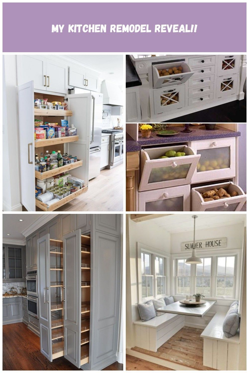 A large pantry was a must-have for my kitchen remodel! LOVE my new tall & deep pantry with pull out shelves - so much storage space! #pantry #kitchenreno #kitchendesign #kitchenideas #cabinets Kitchen ideas My Kitchen Remodel Reveal!! #largepantryideas A large pantry was a must-have for my kitchen remodel! LOVE my new tall & deep pantry with pull out shelves - so much storage space! #pantry #kitchenreno #kitchendesign #kitchenideas #cabinets Kitchen ideas My Kitchen Remodel Reveal!! #largepantryideas