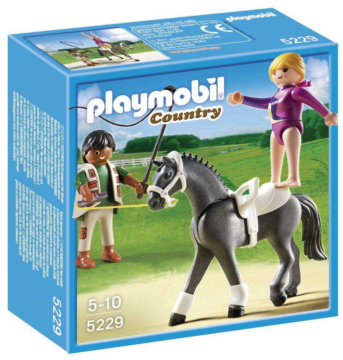 Playmobil Granja Entrenamiento Caballos 5229 Amazon Es  # Pehuen Muebles Pilar