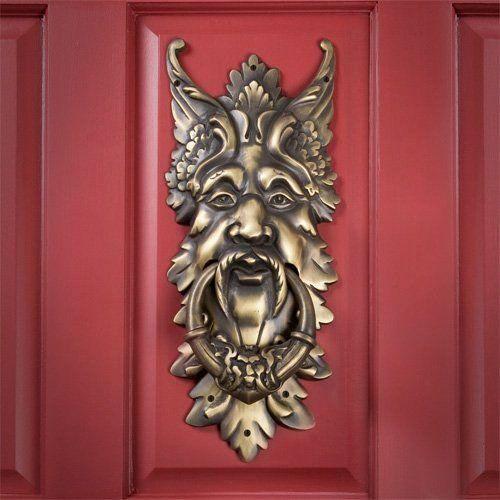 oberon solid brass door knocker knockers knobs handles