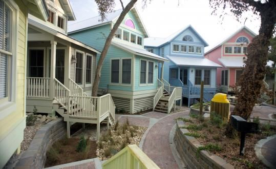 Cottages Florida Er Style In North Steinhatchee Landing Resort