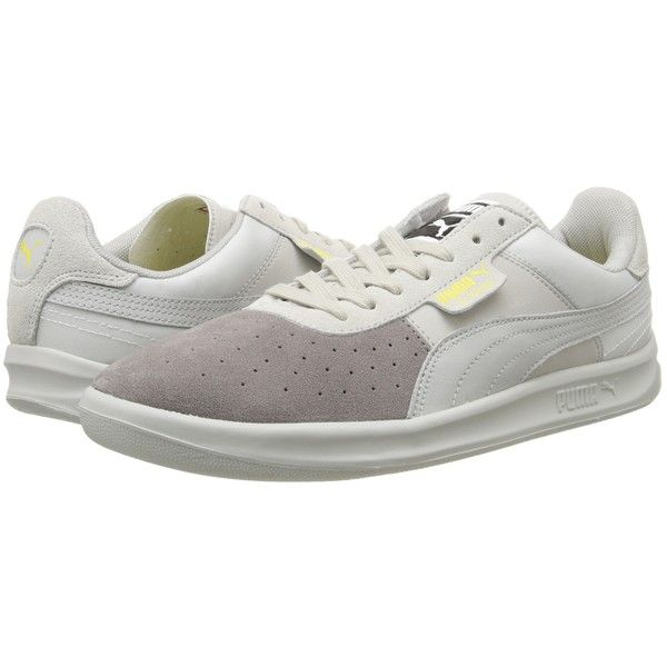 Womens Shoes PUMA G Vilas Blocks and Stripes Grey Violet/Steel Grey