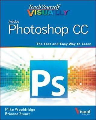 Teach Yourself Visually Photoshop CC. Get ahead of the pack with the new Photoshop CC. Full of easy to follow instructions for both Mac and PC users alike. Located on Campbelltown TAFE library shelves at 006.6869/PHOTCC WOOL