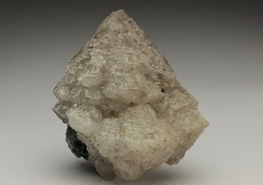A fine specimen of pyramidal Cerussite from the Tsumeb Mine, Namibia.