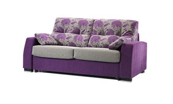 Sofas cama sofa dos plazas convertible en cama til de for Sofa cama de dos cuerpos