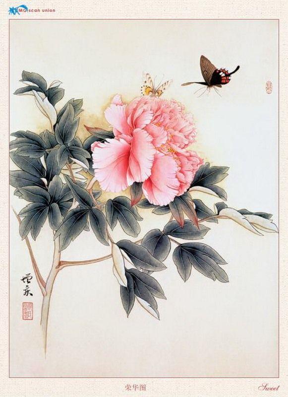 guo zen qing chinese art painting chinese painting chinese art