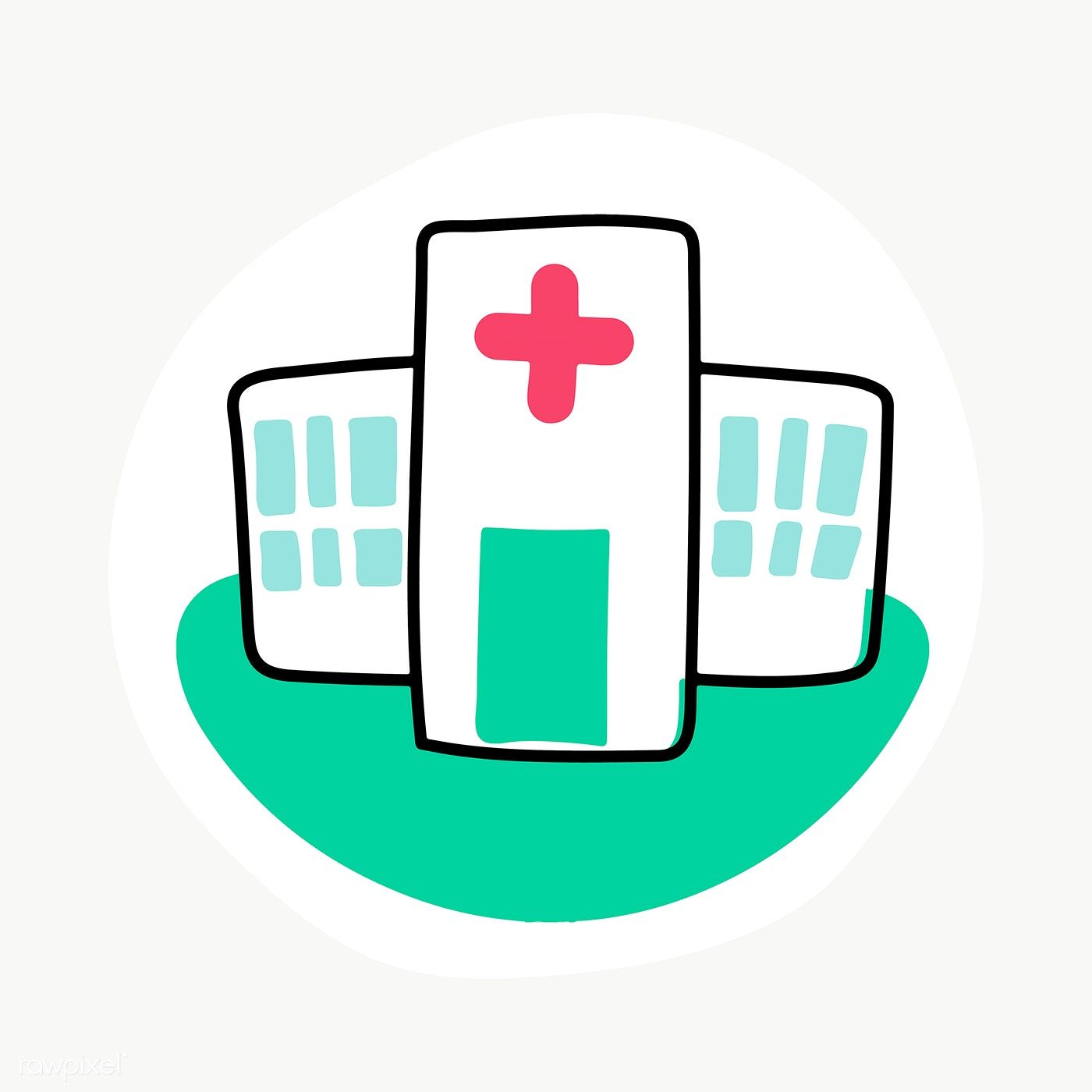 50 Free Vector Icons Of Hospital Designed By Freepik Hospital Icon Hospital Design Hospital