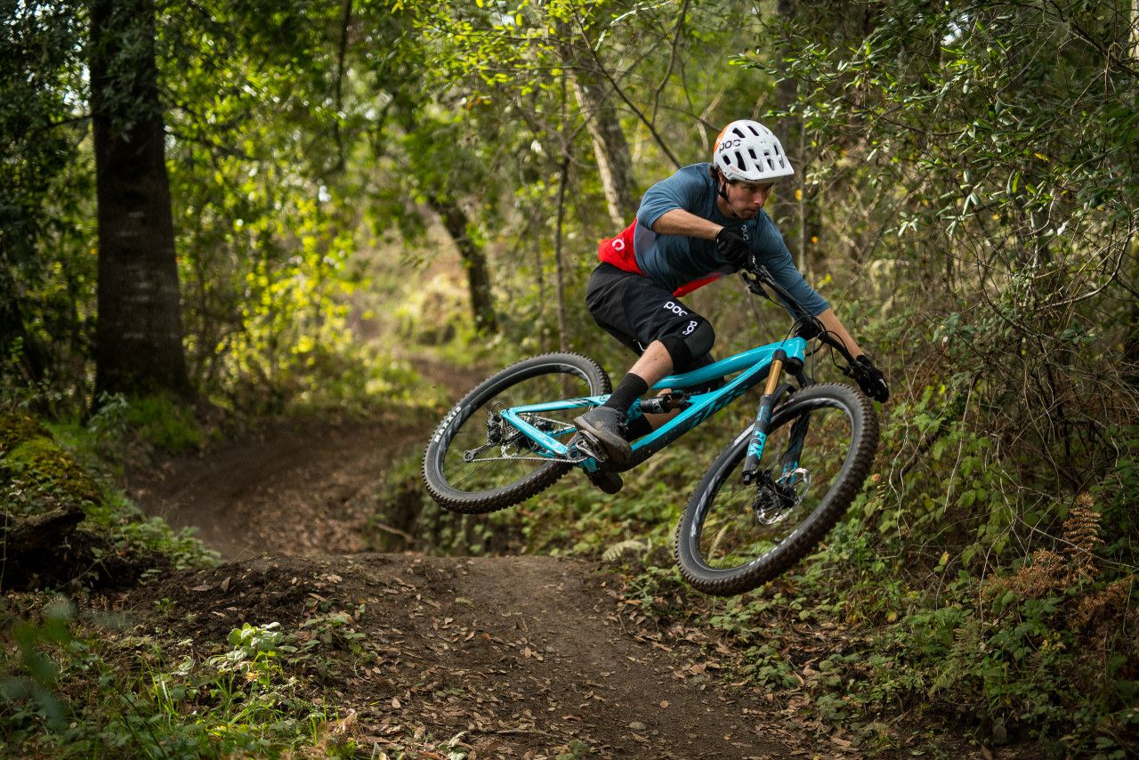 The Carbon Ibis Ripmo V2 Incorporates Updates From Last Year S