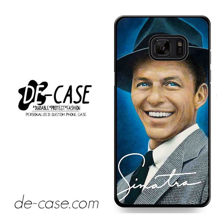 Frank Sinatra Blue Eyes DEAL-4398 Samsung Phonecase Cover For Samsung Galaxy Note 7