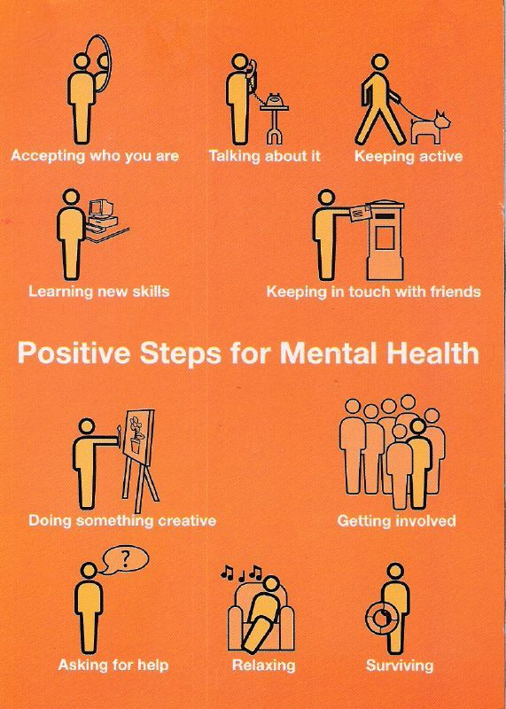 how to keep yourself mentally healthy