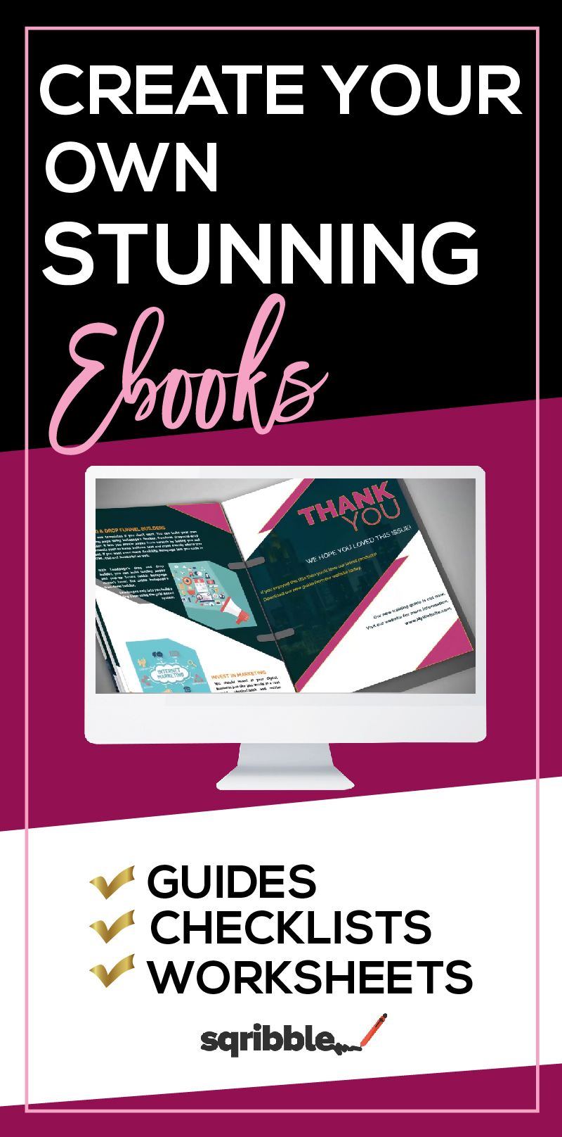 Want to know how to DIY an ebook for your online business