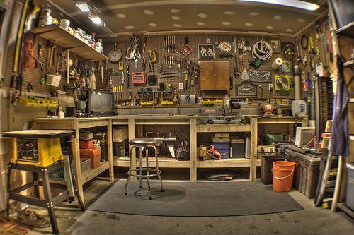 Image result for a real mans garage