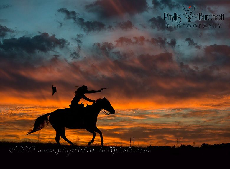 Hat's Off....to a fabulous sunset, at my Fall Cowboy and Equine Workshop!!! www.facebook.com/PhyllisBurchettPhoto www.PhyllisBurchettPhoto.com
