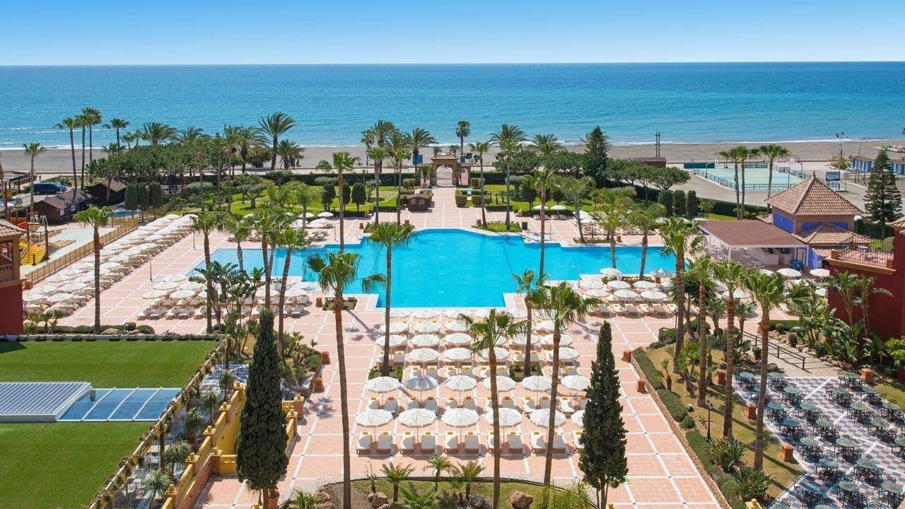 Top 10 4 Star Beachfront Hotels Resorts In Costa Del Sol Malaga