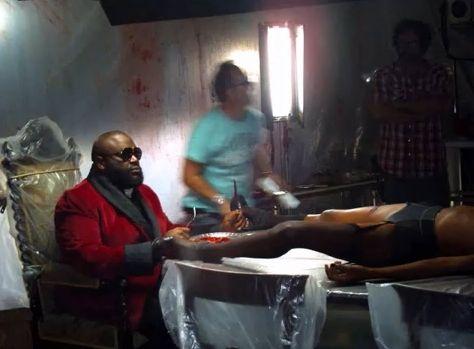 Kanye West Monster Video Behind The Scenes Video Hiphopstan Kanye West Monster Hip Hop Music Scenes