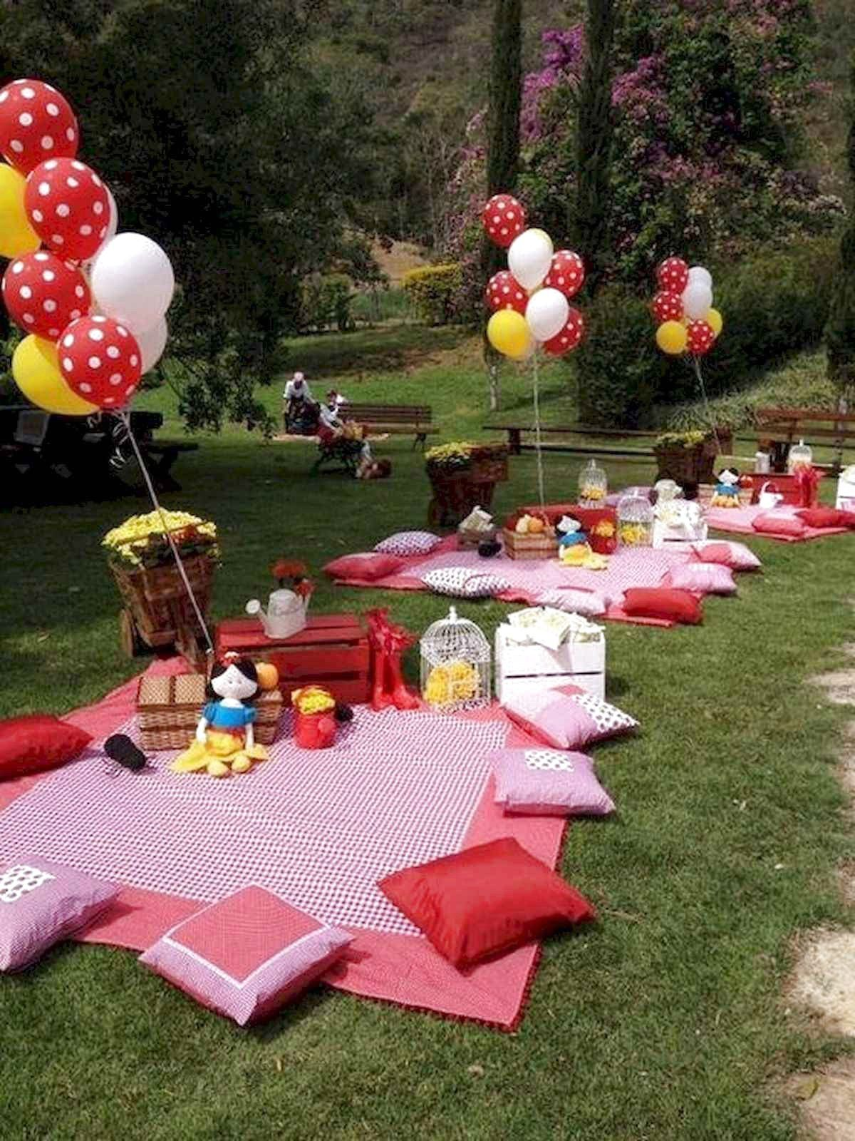 61 Amazing Outdoor Summer Party Decorations Ideas   Summer ...