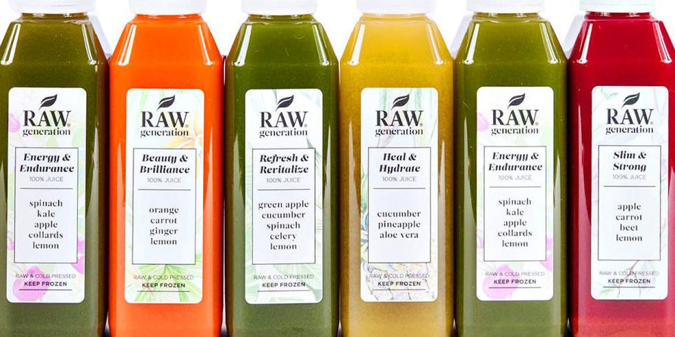 The 5 Most Effective and Delicious Juice Cleanses for a Total Body - new blueprint cleanse green