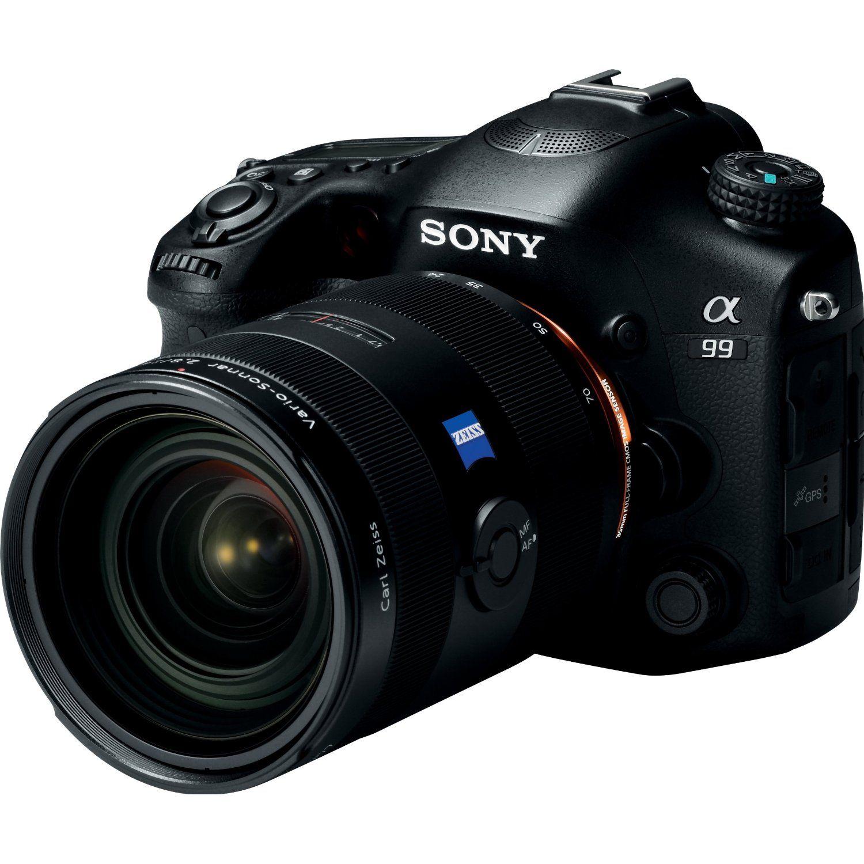 Sony Alpha SLT-A99 Full-Frame 24.3MP Digital SLR Camera - Along ...